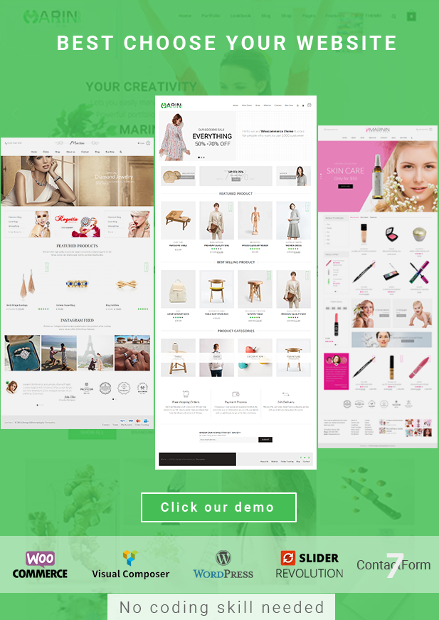 Store - WooCommerce WordPress Theme - 2