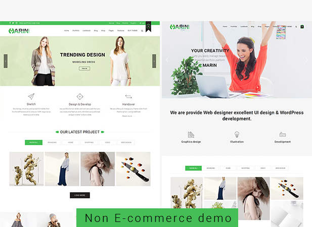 Store - WooCommerce WordPress Theme - 3