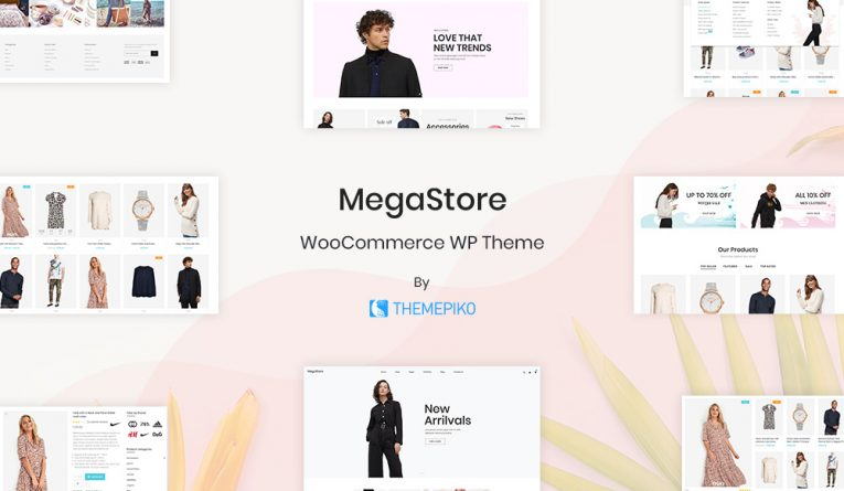 Megastore – WooCommerce WordPress theme
