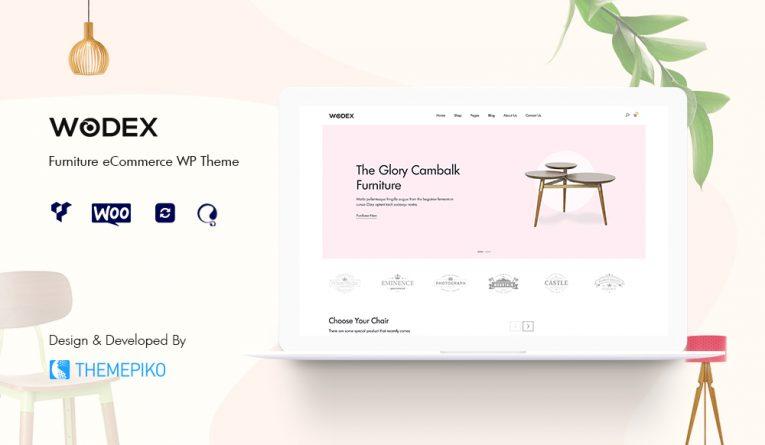 Wodex – Furniture WooCommerce Theme