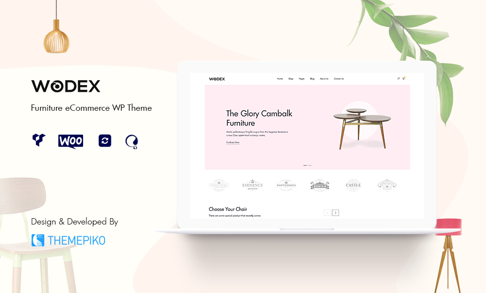Wodex – Furniture WooCommerce Theme