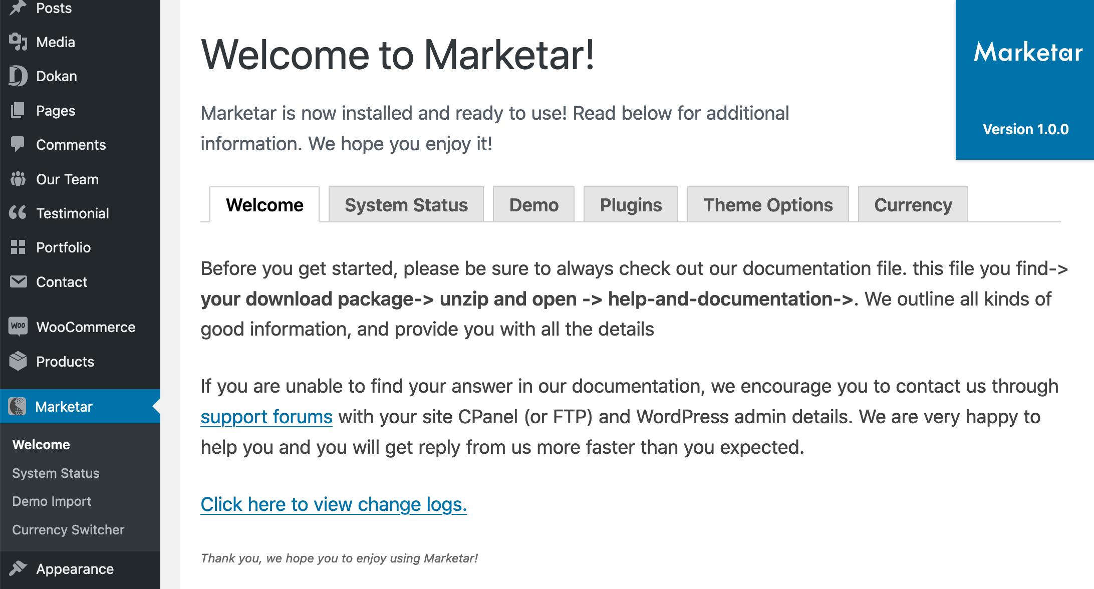 Multi Vendor website with Marketplace WordPress Theme