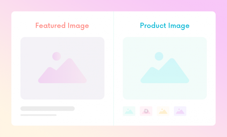 WooCommerce Different Product image